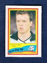 Scotland Steve Nicol Liverpool